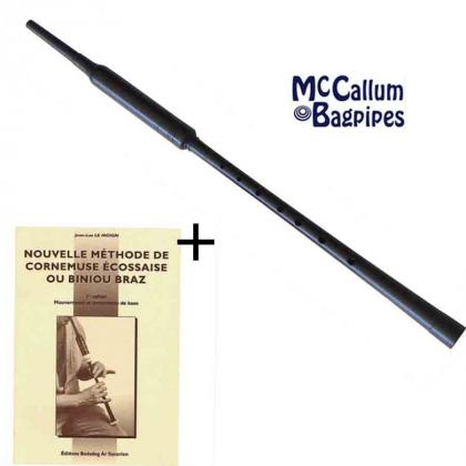 Pack practice chanter  MC Callum + méthode