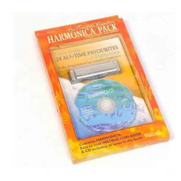 Pack harmonica + livret + CD Waltons