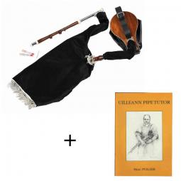 Practice set cornemuse irlandaise débutant + méthode