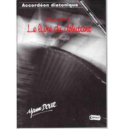 Accordéon diato : livre du débutant vol 1 + CD