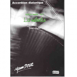 Accordéon diato : La mélodie vol 2 + CD