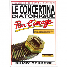 Le concertina diatnoque par l'image