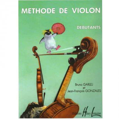 Méthode de violon débutants