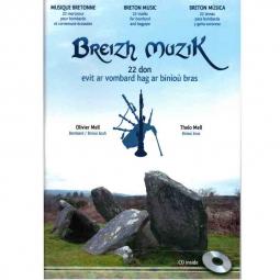 Breizh musik - pour cornemuse et bombarde
