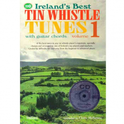 110 Ireland's Best Tin Whistle Tunes n° 1 + CD