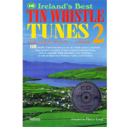 110 Ireland's Best Tin Whistle Tunes n° 2 + CD