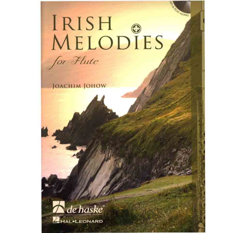 Irish Melodies for Flute avec CD