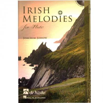 Irish Melodies for Flute avec CD