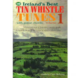 110 Ireland's Best Tin Whistle Tunes n° 1