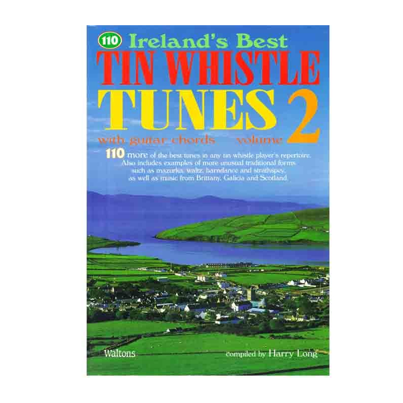 110 Ireland's Best Tin Whistle Tunes n° 2