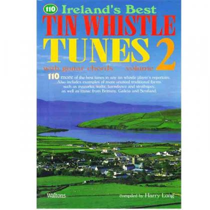 110 Ireland's Best Tin Whistle Tunes n° 2