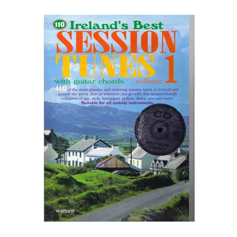 110 Ireland's Best Session Tunes CD 1