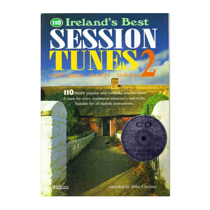 110 Ireland's Best Session Tunes 2 CD