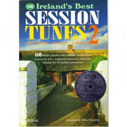110 Ireland's Best Session Tunes 2 CD