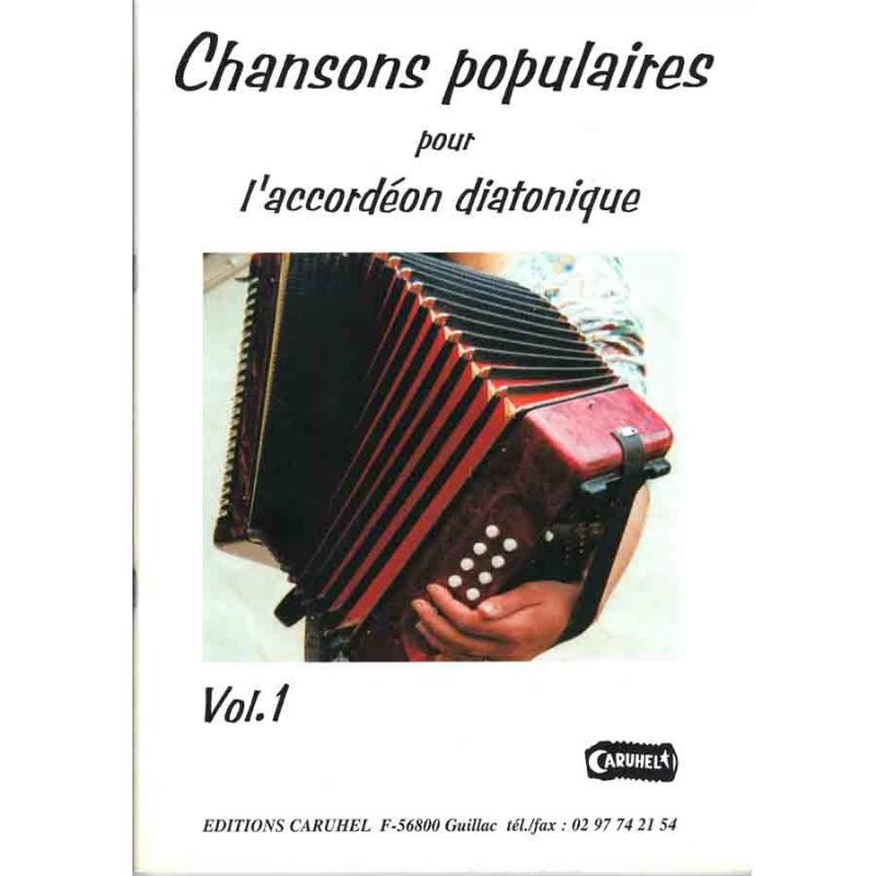 Chansons populaires pour diato