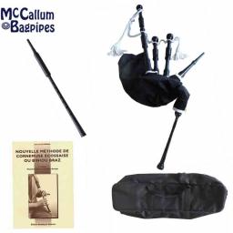 Pack cornemuse Mc Callum P0 + practice & méthode