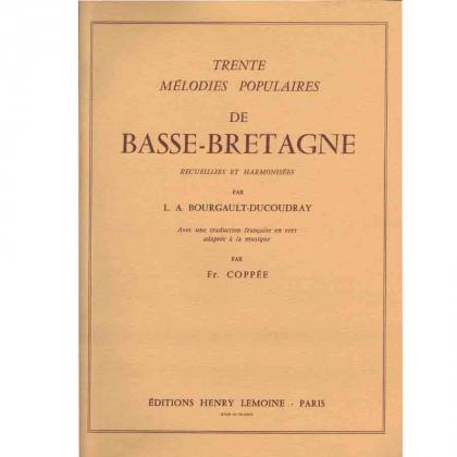 30 Mélodies Populaires de Basse-Bretagne