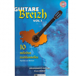 Partitions Guitare breizh