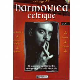Harmonica Celtique + CD