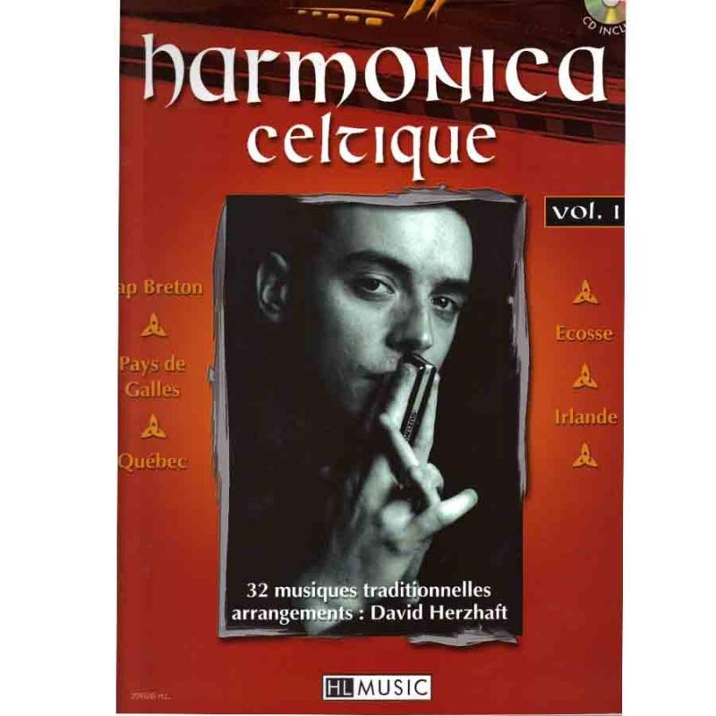 Harmonica Celtique + CD
