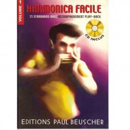 Harmonica Facile + CD