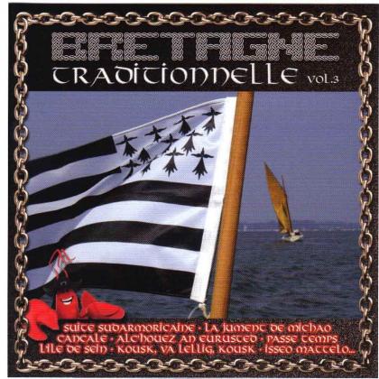 CD Bretagne Traditionnelle - vol.3