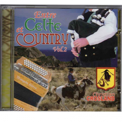 CD Entre Celte & Country 2