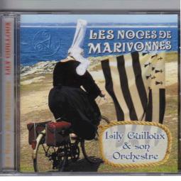 CD Les Noces de Marivonnes