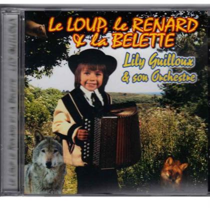 CD Le Loup, le Renard et la Belette