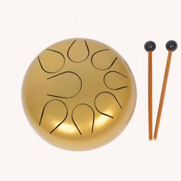Tongue drum – tambour métal – 22 cm