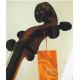Violoncelle débutant - étudiant 4/4 Chevallier avec pied