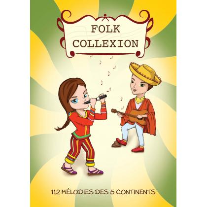 Répertoire Folk Collexion