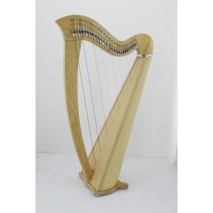 Harpe celtique 27 cordes