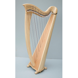 Harpe celtique Saffron-IMC 34 cordes
