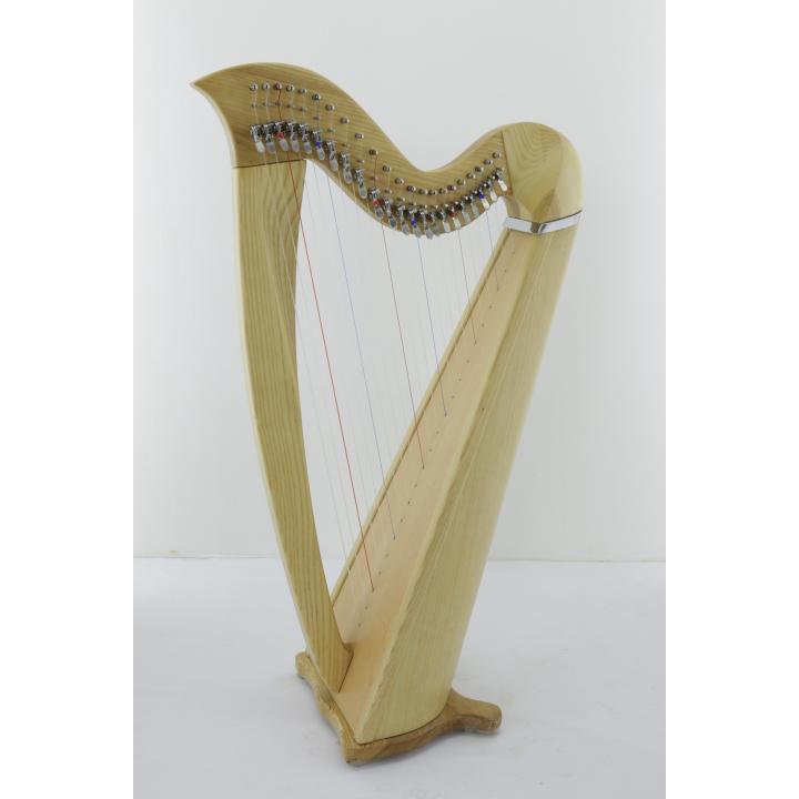 Harpe celtique 22 cordes