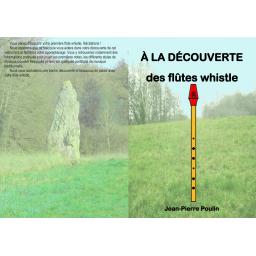 """Flute whistle celtique """"Multi-flûte"""" Poulin Ré ou Do"""