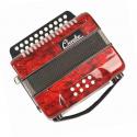 Accordéon et concertina diatonique