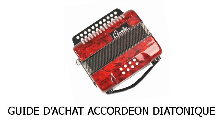 Guide achat accordéon diatonique